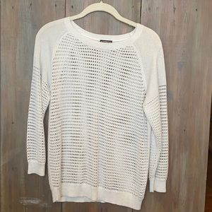 Women's Express Sparkly Sweater